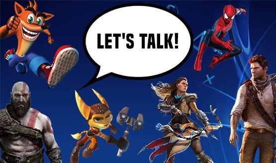 Let's Talk! – Open Discussion #3