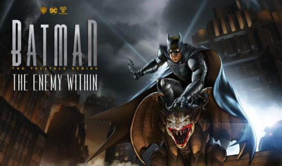 Rumor: Telltale's Batman Second Season Title Leaks