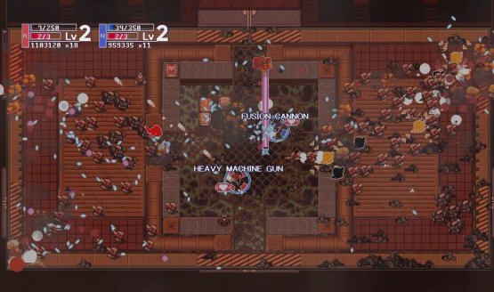 Circuit breakers game hits ps4 xbox one on july 25 for Couch coop ps4