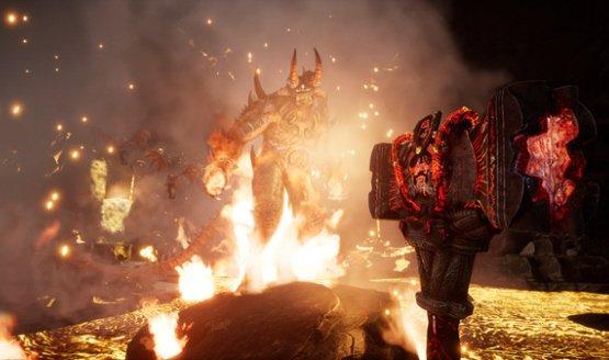 Online Sandbox RPG Citadel: Forged With Fire Delayed to November for Consoles