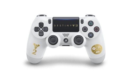 Special-Edition Destiny 2 PS4 Controller Revealed For Europe And Australia
