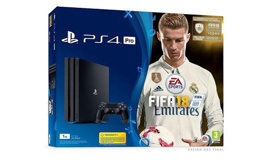 fifa 18 ps4 bundles