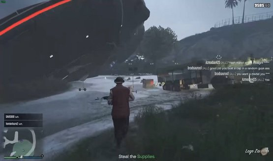 GTA V Players Activate Secret Alien Mission via Game Files as Single-Player DLC Reports Resurface