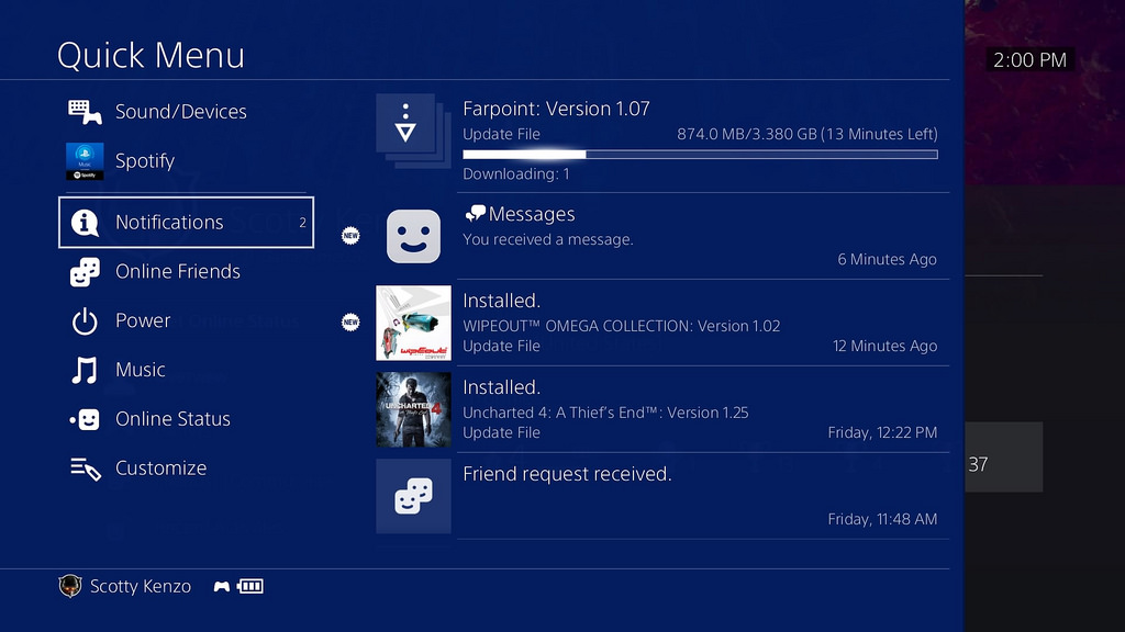 ps4 system update 5 01 available now  here u0026 39 s what it does