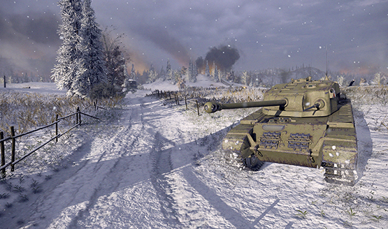 New War Stories brings a campaign mode to World of Tanks console