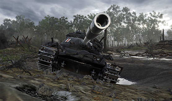 World of Tanks to get Single Player Campaign August 22