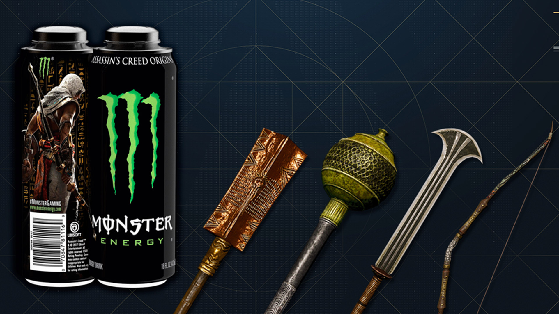 Monster Energy Drink Assassin S Creed