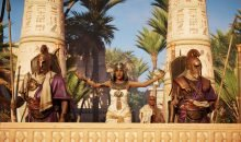 assassin's creed origins trailer
