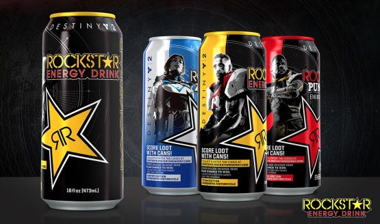 Gain Goodies for Destiny 2 Using Rockstar Energy Drinks and Pop-Tarts