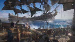 skull and bones interview
