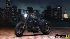 the crew 2 harley