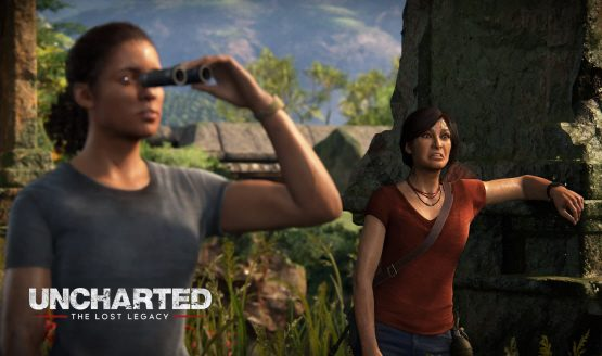 Uncharted the Lost Legacy Update 1.08