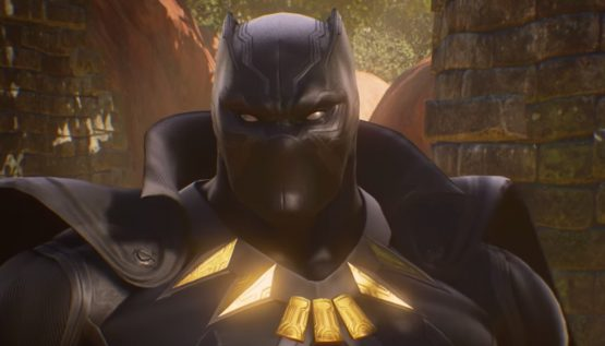 black panther gameplay