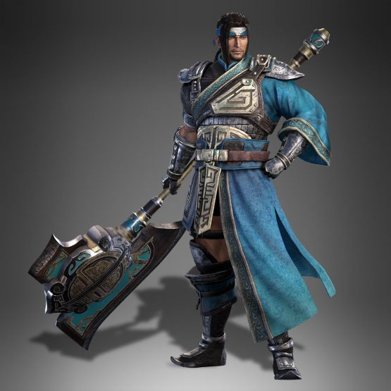 Dynasty Warriors 9 - Deng Ai