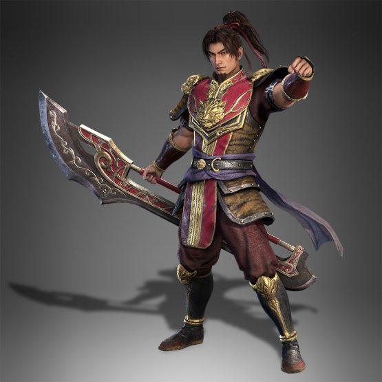 Dynasty Warriors 9 returning Characters - Sun Ce