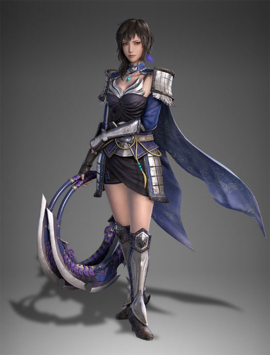 Dynasty Warriors 9 - Wang Yi