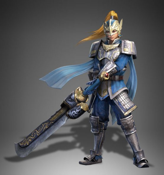 Dynasty Warriors 9 - Xiahou Ba