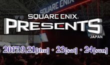 Square Enix - Tokyo Game Show 2017