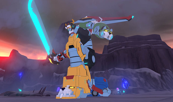 Voltron VR Chronicles Review 1