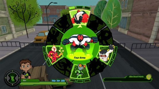 New Adventure Time Game & Ben 10 Announced
