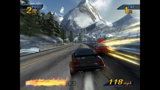 burnout 3 inspiration