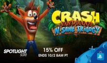 crash bandicoot ps4 price