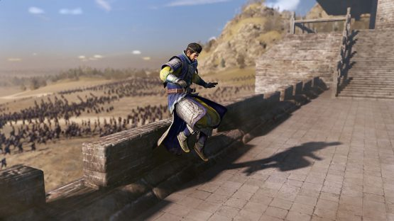 Dynasty Warriors 9 preview TGS 2017