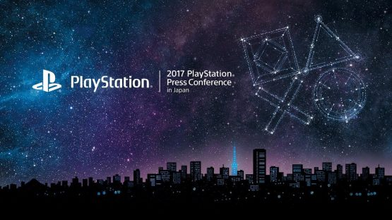Sony TGS 2017 Conference