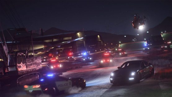 Need for Speed Payback has the series' biggest open world yet