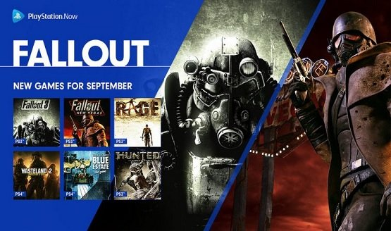 PS Now September 2017 Lineup Includes Fallout 3