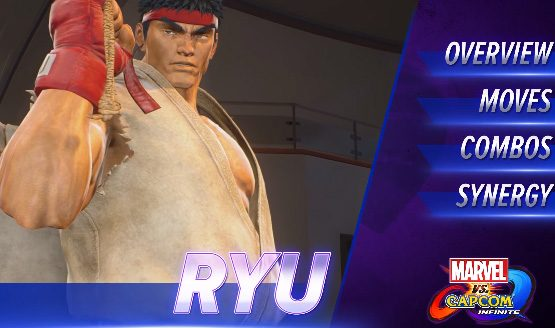 ryu marvel vs capcom tutorial