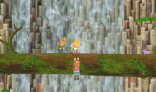 Secret of Mana remake preview