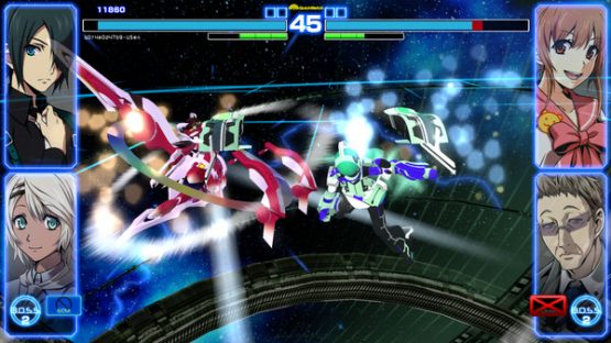 Bullet Hell Fighter Senko no Ronde 2 Now Available on PS4