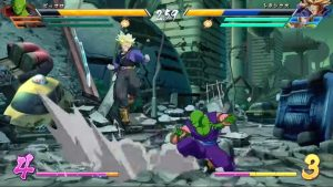 Dragon Ball FighterZ stages