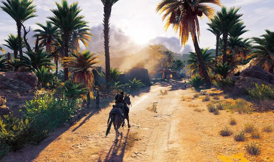 Assassins Creed Origins update 1.03