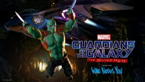 Guardians of the Galaxy Episode 4