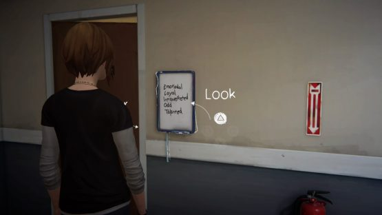 Life is Strange: Before the Storm Episode 2 Graffiti Location