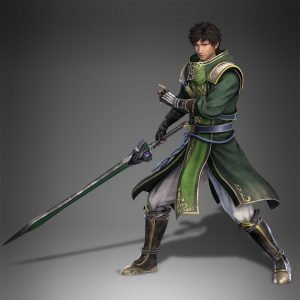 Dynasty Warriors 9 - Xu Shu