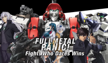Full Metal Panic game English version - Fight! Who Dares Wins