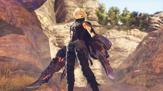 God Eater 3 Gameplay