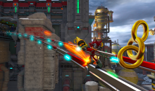 sonic forces weapons