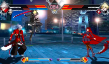 BlazBlue Cross Tag Battle gameplay