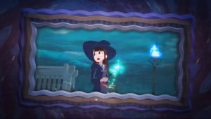 little witch academia opening