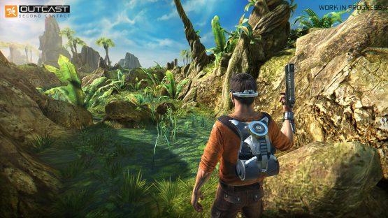 outcast second contact trailer
