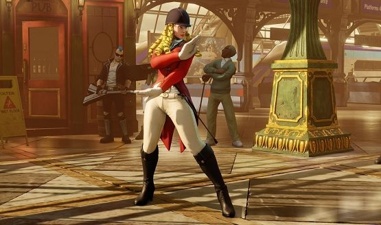 street fighter 5 dlc costumes