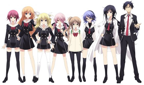Chaos Child Characters