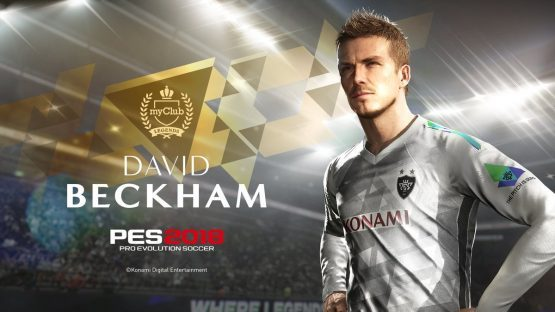 PES 2018 Data Pack 2.0 Releases This Week, Includes David Beckham