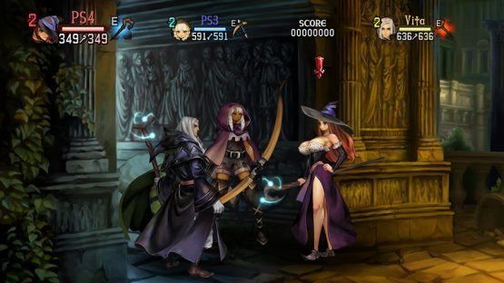 Dragons Crown update patch