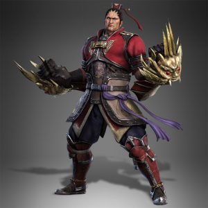 Dynasty Warriors 9 - Ding Feng