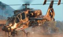 gta online new helicopter
